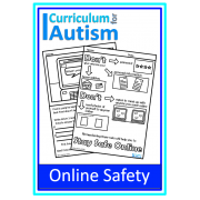 Online Safety Life Skills Worksheets