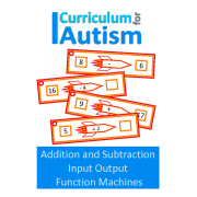 Addition and Subtraction Input and Output Function Machines