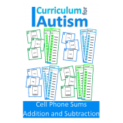 Addition and Subtraction 1-20 Task Card Bundle, 240 Cards,