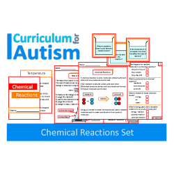 Chemical Reactions Pack- Worksheets, Task Cards, Mini Book