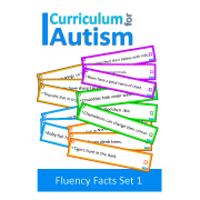 Fluency Facts Reading Practice BUNDLE 150 Facts
