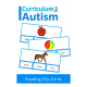 Sight Words Reading Nouns Clip Cards