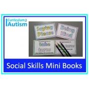 Social Skills Good Manners Mini Books