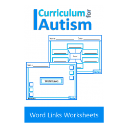 Word Links Vocabulary Worksheets