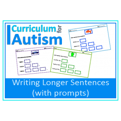 Writing Longer Sentences, with Prompts