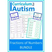 Fractions of Numbers DISCOUNTED BUNDLE