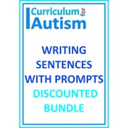 Writing Sentences With Prompts BUNDLE