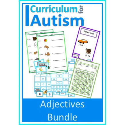 Adjectives Bundle