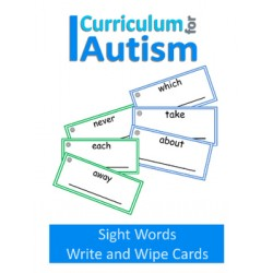 Read and Write Sight Words