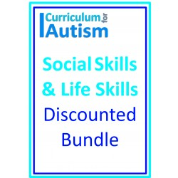 Social Skills & Life Skills Easy Prep DISCOUNTED BUNDLE
