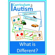 What is Different? Task Cards
