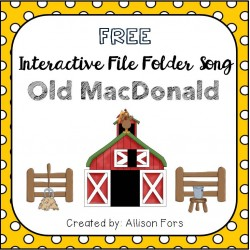 Old MacDonald Interactive Song