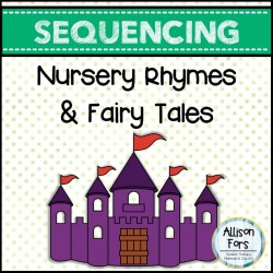 Nursery Rhymes & Fairy Tales Sequencing