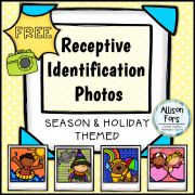 Receptive Identification Photos