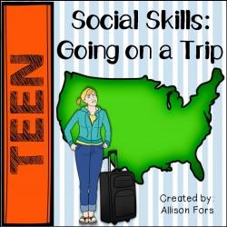Teen Social Skills - Traveling