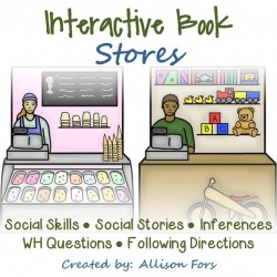 Interactive Book: Stores