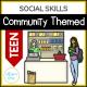 Teen Social Skills - Community