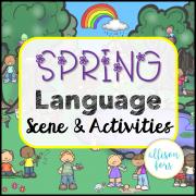 Spring Scene: Expressive & Receptive
