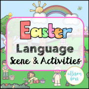 Easter Language Scene