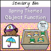 Spring Object Function