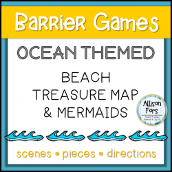 Ocean Themed Barrier Games