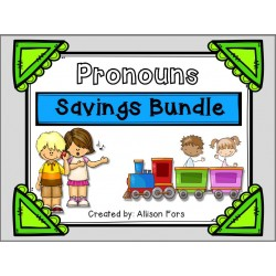 Pronouns Savings Bundle