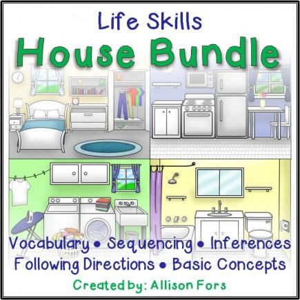 Home Life Skills Bundle