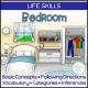 Interactive Book: Bedroom