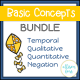 [NO PREP] Basic Concepts Worksheets Bundle
