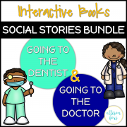 Interactive Books: Dentist & Doctor Savings Bundle