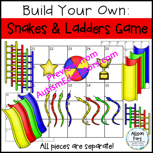 make your own snakes and ladders template - build your own snakes and ladders board game