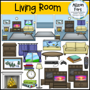 Living Room Clip Art