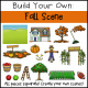 Build Your Own Fall Scene Clip Art