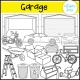 Garage Clip Art