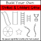 Build Your Own Snakes and Ladders Board Game