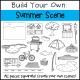 Build Your Own Summer Scene Clip Art