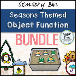Seasonal Object Function Bundle