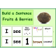 Build a Sentence- Fruits & Berries