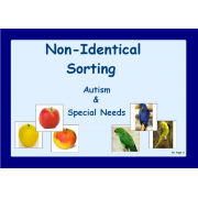 Non-Identical Sorting