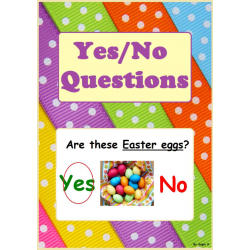 Easter Yes/No Questions