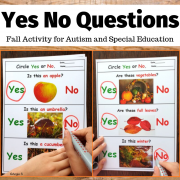 Fall Yes No Questions