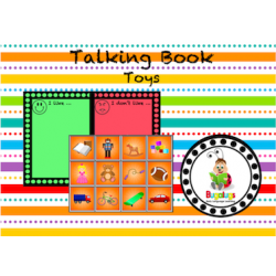 Talking Page Toys