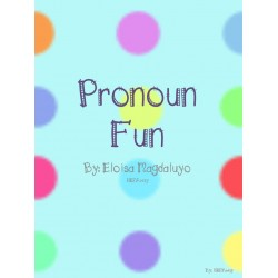 Pronoun Fun