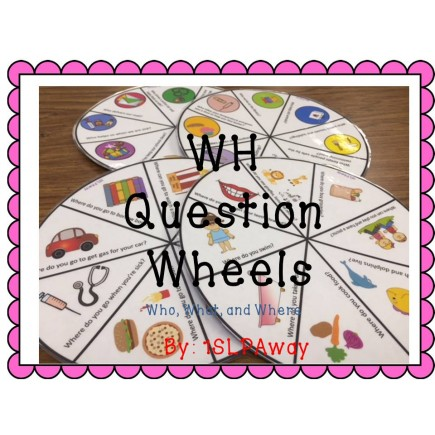 WH Question Wheels