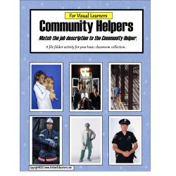 File Folder Community Helpers