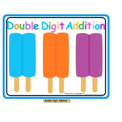 Double Digit Ice Pops