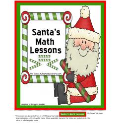 Santa Greater/Less/Equal