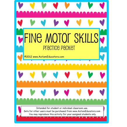 Fine Motor Skill Practice