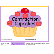 Cupcake Contractions