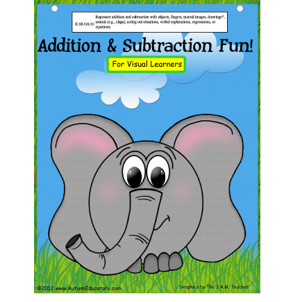 Common Core Addition & Subtraction